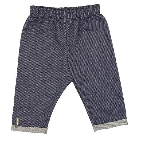 carlina - Lässige Baby Hose (denim-blue) im zeitlosen Jeans-Look
