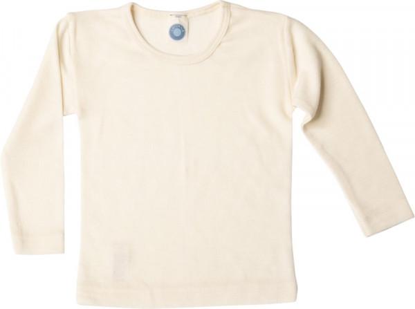 Cosilana Kinderunterhemd - Langarmshirt Wolle/Seide
