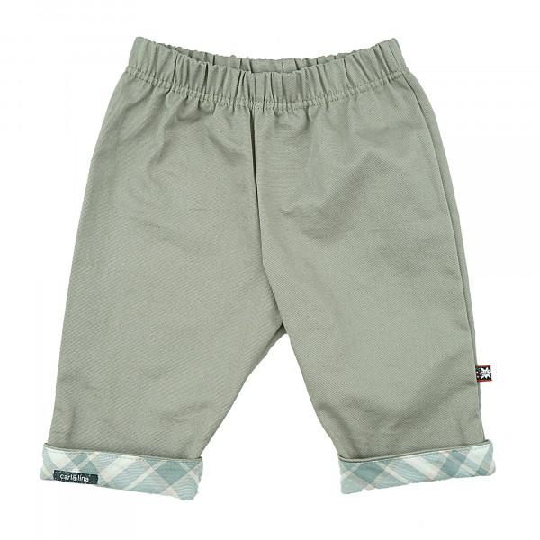 carlina - Stilvolle Hose (cinder-grau od. cinder-navy) für Girls & Boys