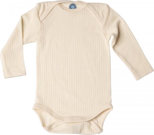 35/% kbT Wolle 45/% KBA Baumwolle Cosilana Baby H/äubchen//M/ütze 20/% Seide